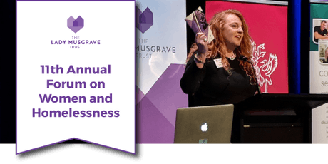 11th Annual Forum on Women and Homelessness tickets