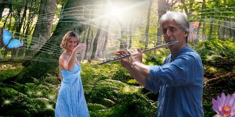 """""""Exploring The Sounds of Inner-Stillness"""" with Terry Oldfield & Soraya tickets"""
