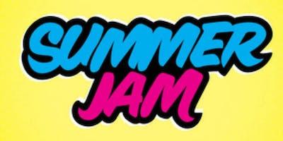 "The Grown Folks ""Summer  Jam"""