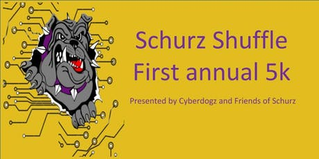 Schurz Shuffle 5k presented by the Cyberdogz tickets