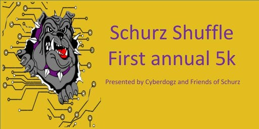 REGISTRATION FOR THIS EVENT HAS MOVED TO http://bit.ly/schurzschuffle5k