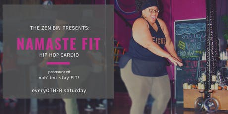 $5 hipHOP Dance + Cardio // NamasteFIT  tickets