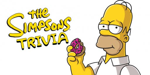 THE SIMPSONS trivia at THE PRECINCT