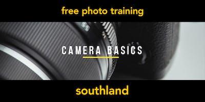 Camera Basics | Southland | Beginner