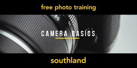 Camera Basics | Southland | Beginner tickets
