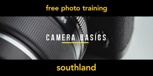 Camera Basics | Southland | Beginner