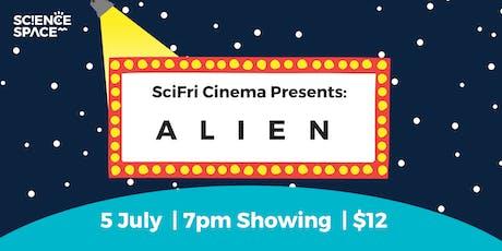 SciFri Cinema: Alien tickets