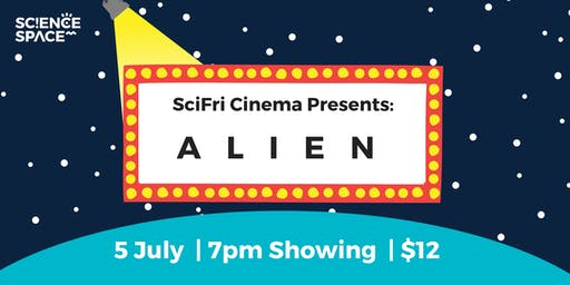 SciFri Cinema: Alien