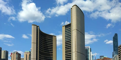Toronto Society of Architects Tours | Towers Tour 2019