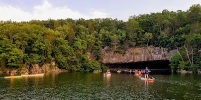 Bat Cave SUP Adventure - Memorial Day Eve