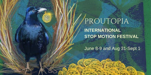 Proutopia Int. Stop Motion Film Festival - 2019 Film Submission Fee
