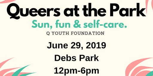 Queers at the Park: Sun, fun & self-care