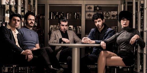 The Limboos en Madrid. Teatro Barceló. Presentación Nuevo Disco