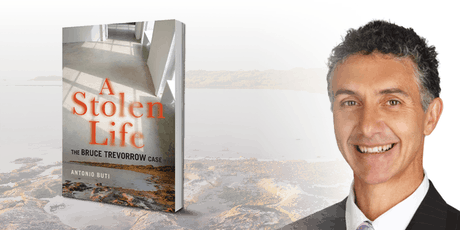 A Stolen Life: The Bruce Trevorrow Case BOOK LAUNCH tickets