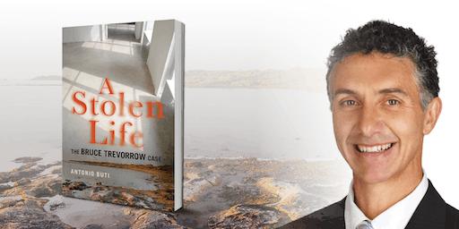 Book Launch - A Stolen Life by Antonio Buti