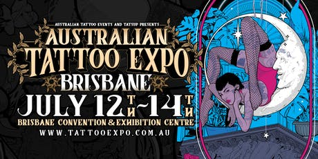 Australian Tattoo Expo - Brisbane 2019 tickets