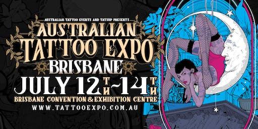 Australian Tattoo Expo - Brisbane 2019