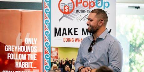 PopUp Business School Kāpiti Coast 2019 Event tickets
