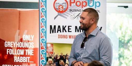 PopUp Business School Kāpiti Coast 2019 Event