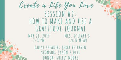 CALYL Session #2: How to Make and Use a Gratitude Journal
