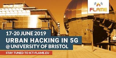 FLAME - Urban Hacking in 5G