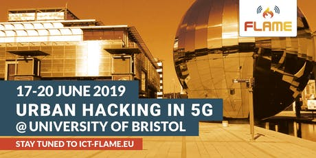 FLAME - Urban Hacking in 5G tickets