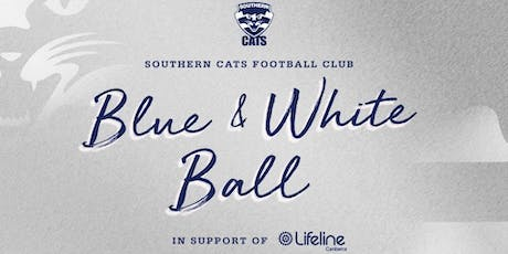 Blue & White Ball in Support of Lifeline Canberra tickets