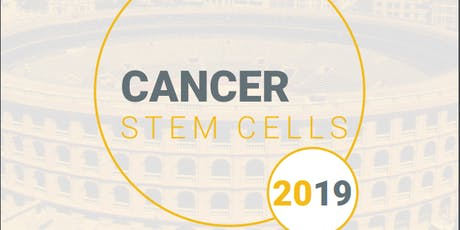 12th International Conference on Cancer Stem Cells and Oncology Research tickets