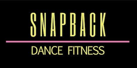 SnapBack Dance Fitness Class tickets