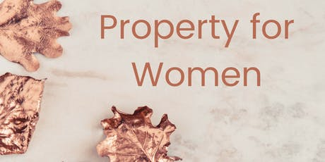 Property For Women - Melbourne tickets