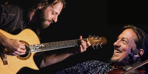 Edinburgh House Concert - Pierre Schryer & Adam Dobres - Album Release!