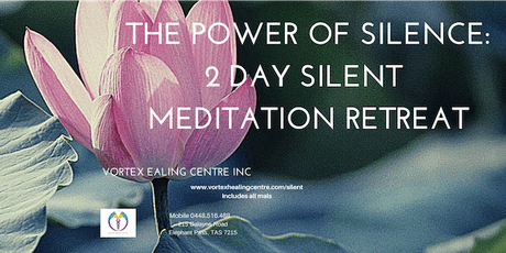 The Power of Silence: 2 Day Silent Meditation tickets