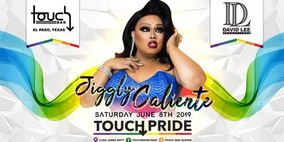 Jiggly Caliente • RuPaul's Drag Race • Pose • Live at Touch Bar El Paso