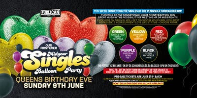 Publicans 1st ever Midyear Singles Balloon Party!