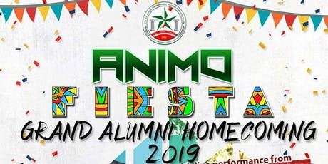The 2019 DLSDAAI Grand Alumni Homecoming tickets