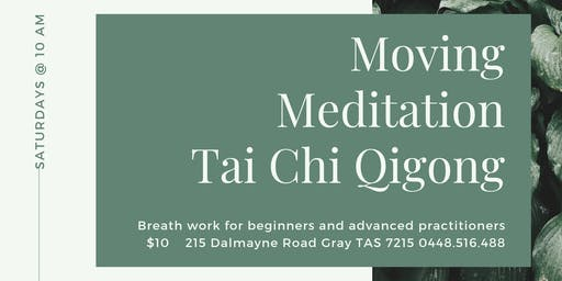 Moving Meditation - Qi Gong for Health and Strength