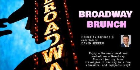 BROADWAY BRUNCH tickets