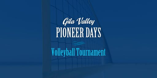 2019 Pioneer Days Co-Ed Volleyball Tournament