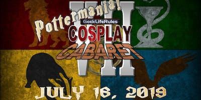 GeekLifeRules: NY Cosplay Cabaret VII - POTTERMANIA!