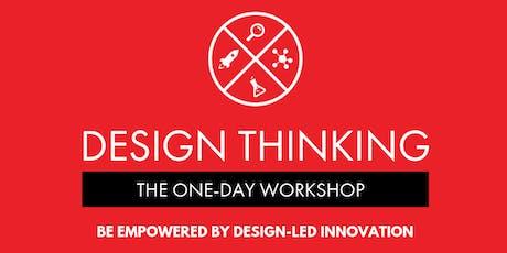 Design Thinking: The One-Day Workshop - Brisbane tickets