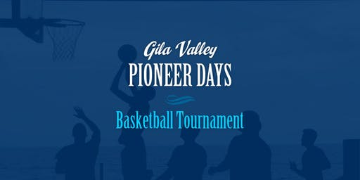 2019 Pioneer Days 3-on-3 Basketball Tournament