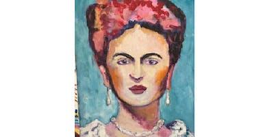 Pink Frida - Darwin
