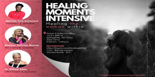 Healing Moments Intensive