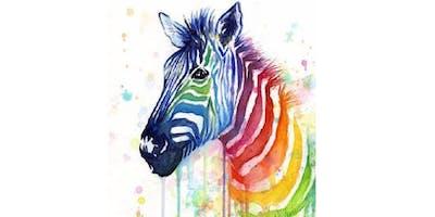 Rainbow Zebra - Darwin