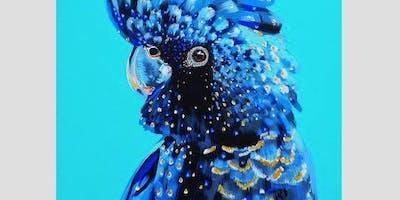 Blue Cockatoo - Darwin