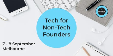 Tech for Non-Tech Founders tickets