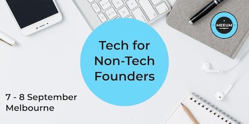 Tech for Non-Tech Founders