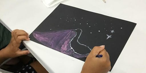 Aboriginal Painting with Bianca Wilder (Ages 6-12)