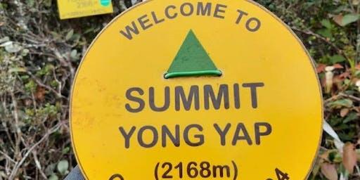 G7 Series: Gunung Yong Yap (2168m)