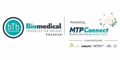 Melbourne Biomedical Translation Bridge Program Round 2 Information Session tickets